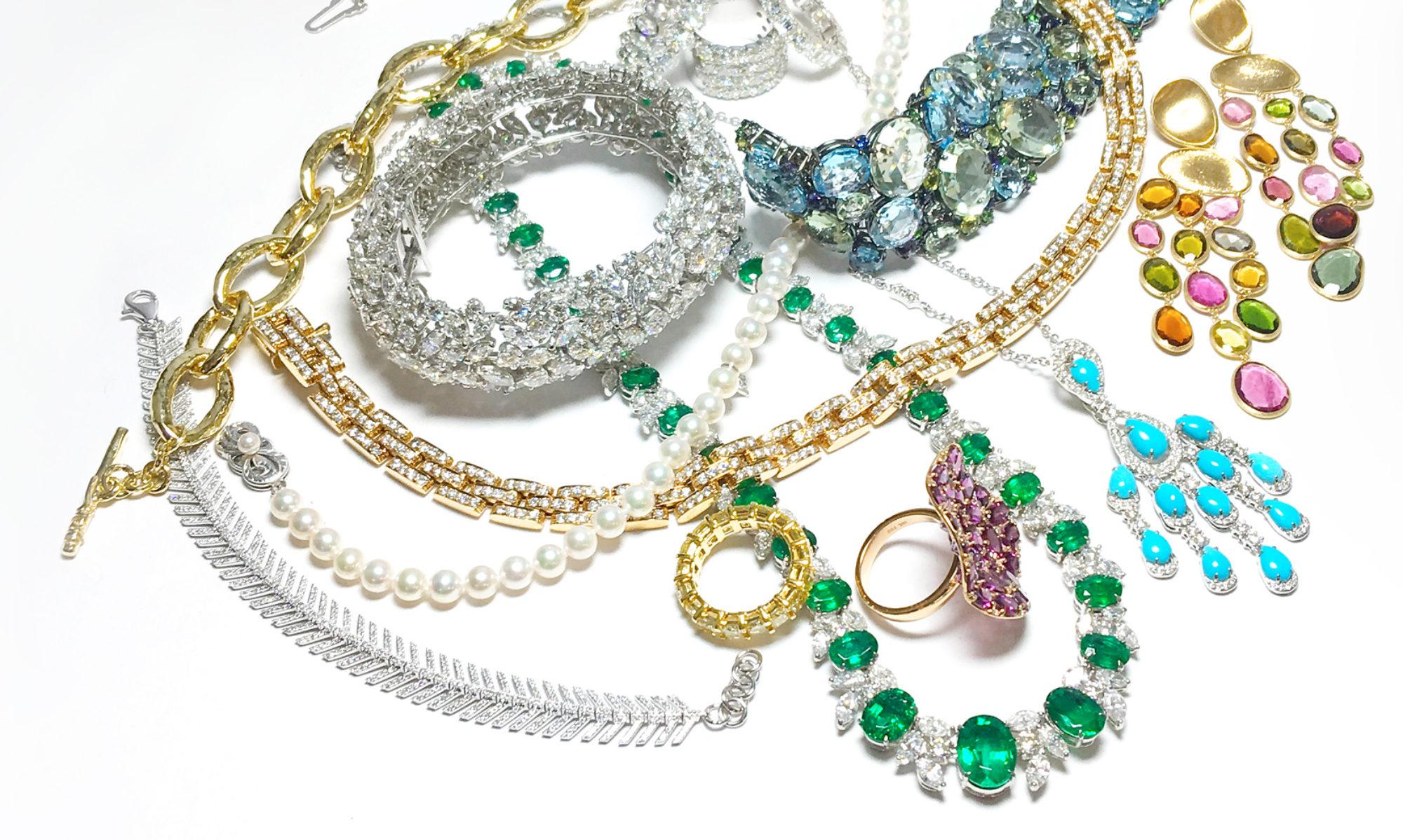 Jewels Abound