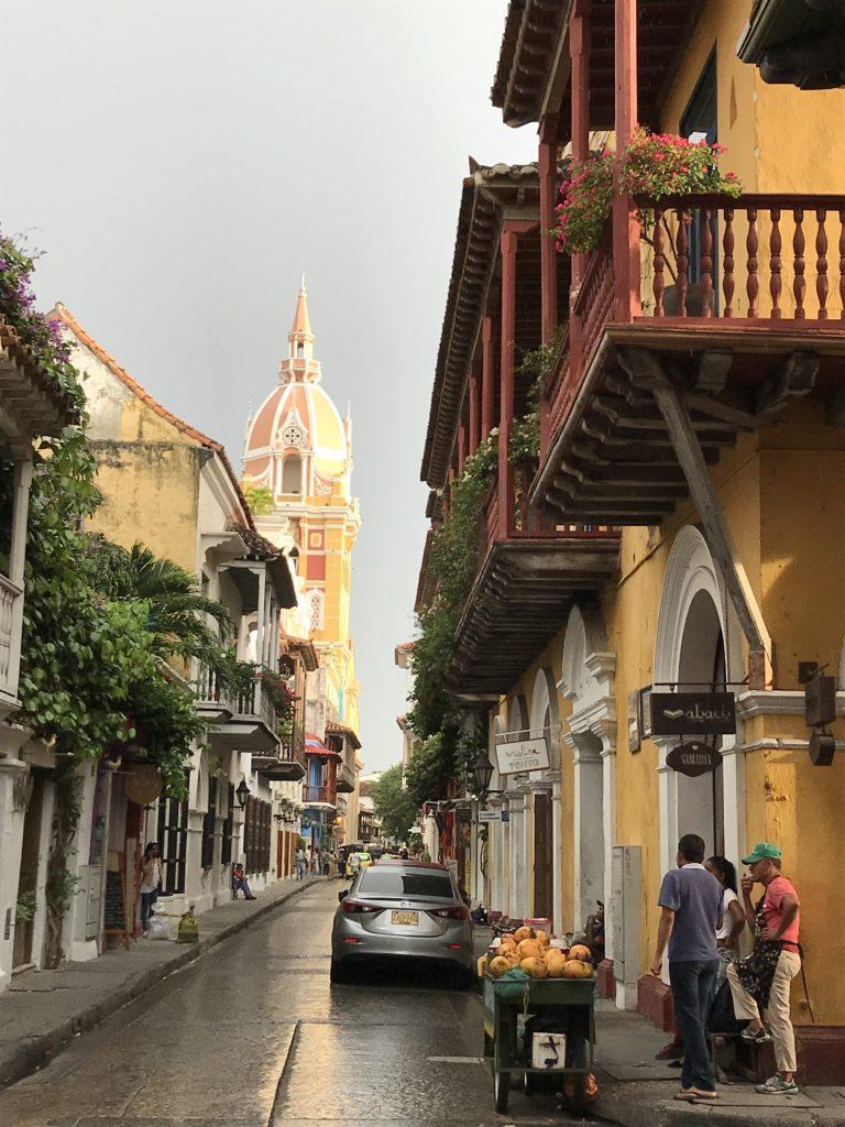Street view Cartagena