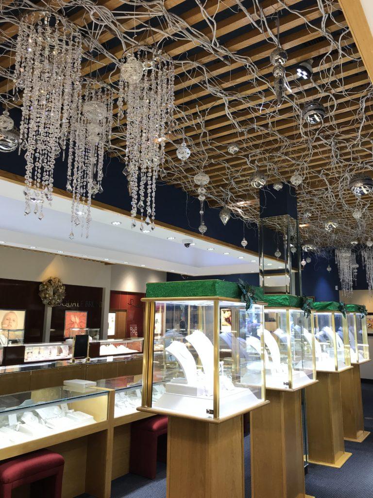 Zadok Jewelers in December